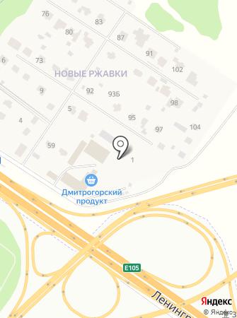 Бест фо Хоум на карте