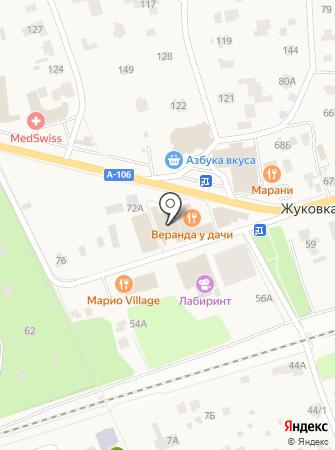 Ведомство на карте