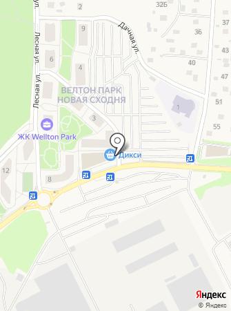 Wellton на карте