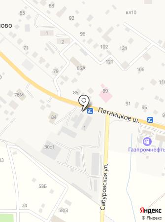 Кофе в дорогу на карте