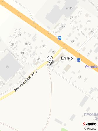 Одиссея-2009 на карте