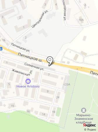 Хлеб и Соль Германа Стерлигова на карте