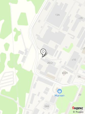 ПолКонс на карте