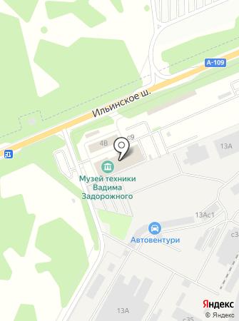 Galeon на карте