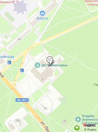 Гвардия Вевс на карте