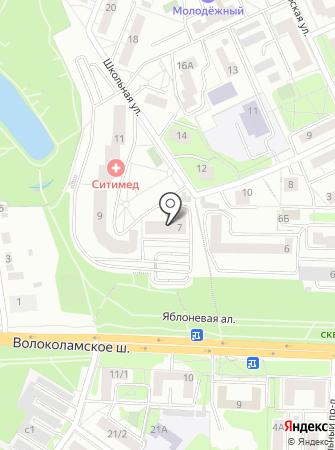 РУМБ на карте