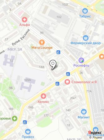 Car City Oil на карте