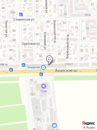 ЗаДиванье на карте