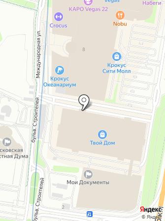 Стильные Детали на карте