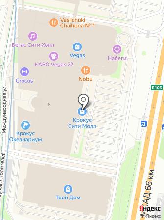 Галерея ковров на карте