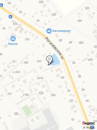 Второй дом на карте
