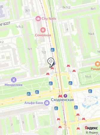 СитиЛомбард на карте