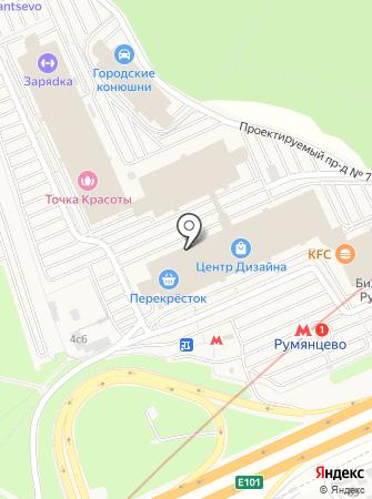 СТЕНСТРОЙ на карте