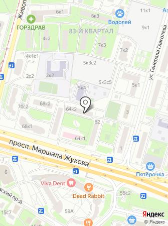 СИА ИНТЕРНЕЙШНЛ ЛТД на карте