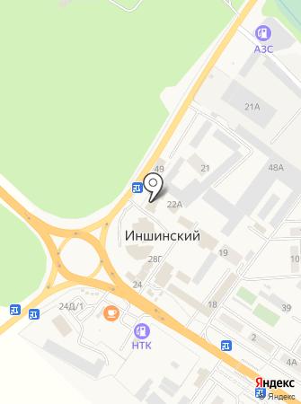 Ремстройпроект на карте