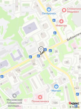 Донер-Кебаб №1 на карте
