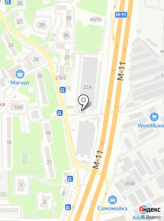 AUTOHIMKI на карте