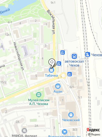 Союзпечать на карте