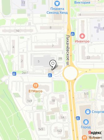АльфаМоторКлуб на карте