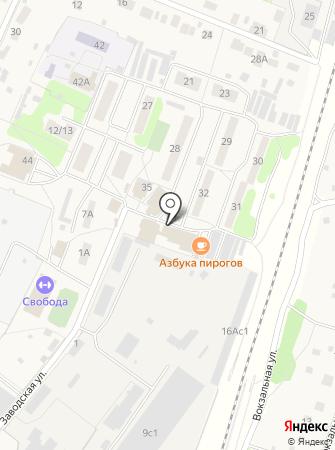 КБ Агросоюз на карте