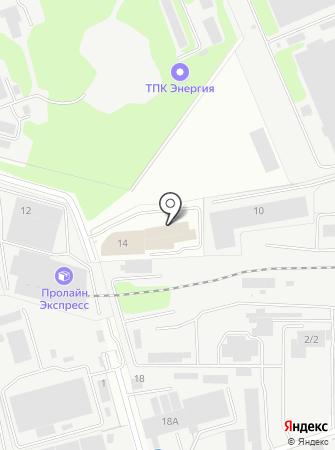ДСТС на карте