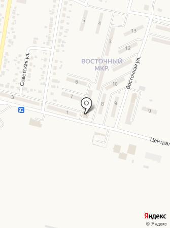 МСЛ на карте