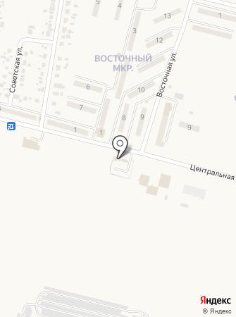 Магазин автотоваров, ЧП Жуков А.А. на карте