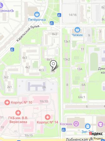 ПивДомик на карте