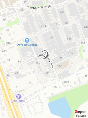 Прекар на карте