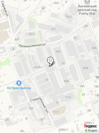Servicesadmin на карте