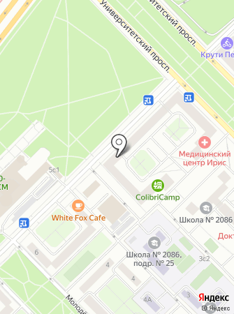 Кривченков, Горемычкин и партнеры на карте