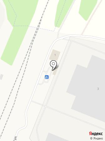 Щёкиноазот-БХ на карте