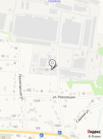 Квинта-Мебель на карте