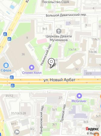 Marena на карте