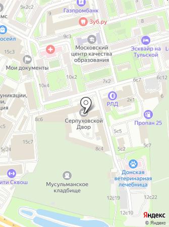 Ой-Ли на карте