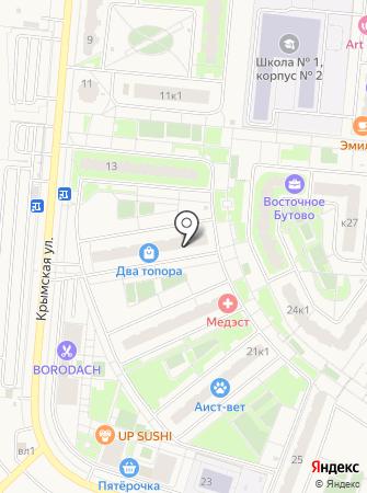 Суши-Сет на карте