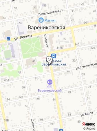 Домашний хлеб на карте