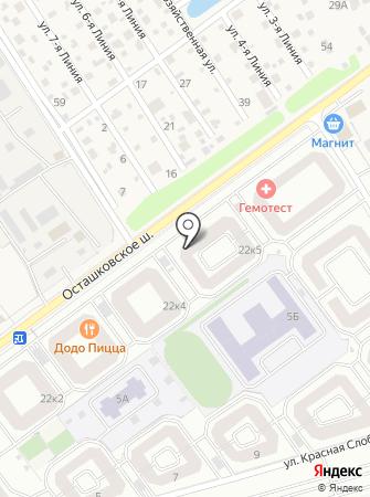 Мытищи Lite на карте
