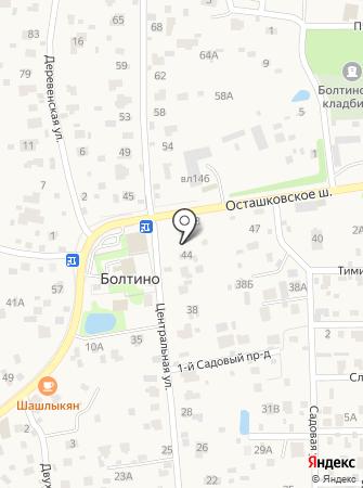 АВ-ВЕТ на карте