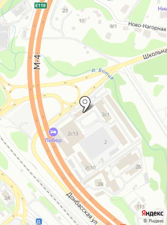 АC-Моторс на карте