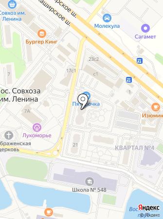 Скайград, ГК на карте