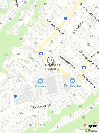 ЮГ-НОВСТРОЙ на карте