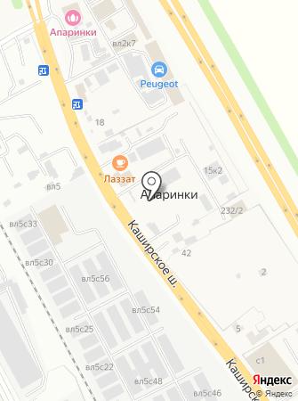 CarPlaza на карте