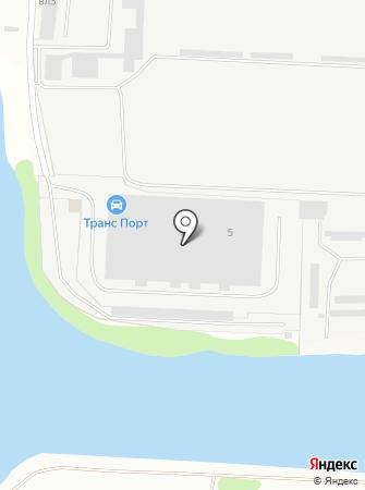 Детские товары на карте