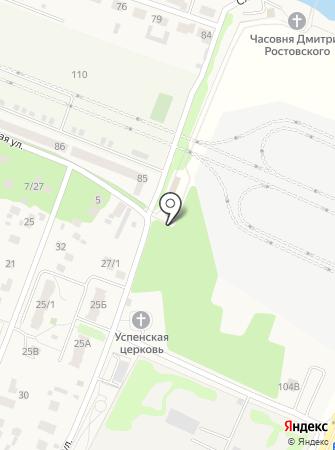Интер Кар на карте