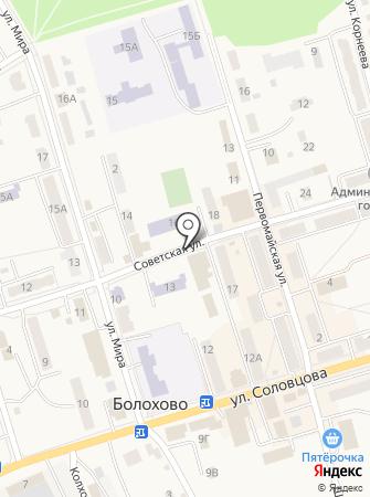 Дежурный на карте