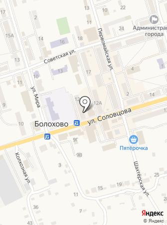 Центрофинанс Групп на карте