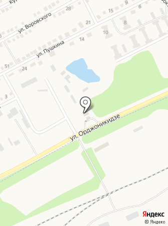 АГЗС Tesco на карте