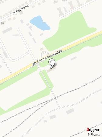Отдел регистрационно-экзаменационной работы г. Ясиноватая на карте