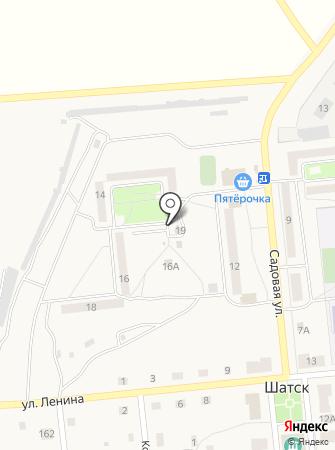 Тип-Топ на карте